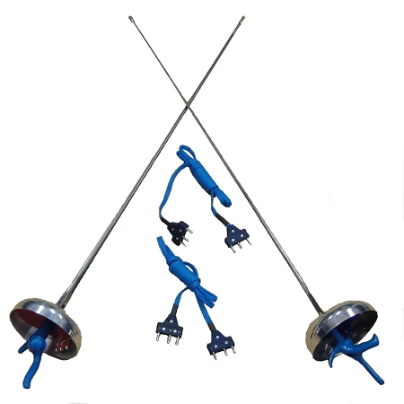 Electric Super Epee SET 4 piece