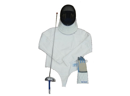 Epee Beginner SET 4 pieces High Quality (with NO bag)