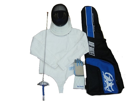 Epee Beginner SET 5 pieces High Quality